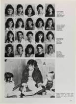 1987 Vidor High School Yearbook Page 182 & 183