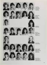1987 Vidor High School Yearbook Page 186 & 187