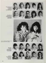 1987 Vidor High School Yearbook Page 188 & 189