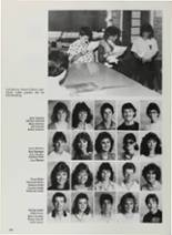 1987 Vidor High School Yearbook Page 190 & 191