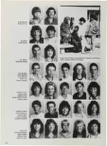 1987 Vidor High School Yearbook Page 196 & 197