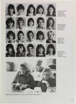 1987 Vidor High School Yearbook Page 198 & 199