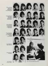 1987 Vidor High School Yearbook Page 200 & 201