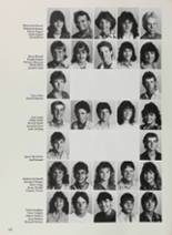1987 Vidor High School Yearbook Page 202 & 203