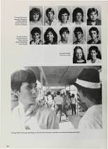 1987 Vidor High School Yearbook Page 218 & 219