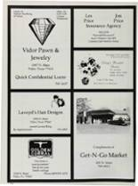 1987 Vidor High School Yearbook Page 234 & 235