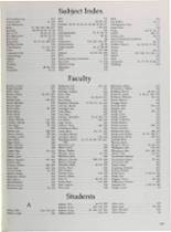 1987 Vidor High School Yearbook Page 252 & 253
