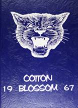 1967 Yearbook Temple High School