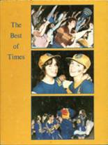 1979 Yearbook San Pasqual High School