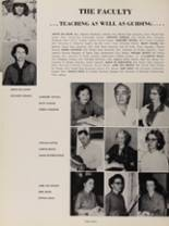 1956 Clearwater High School Yearbook Page 20 & 21