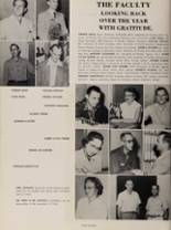 1956 Clearwater High School Yearbook Page 22 & 23