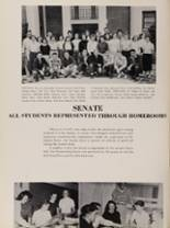 1956 Clearwater High School Yearbook Page 26 & 27