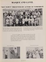 1956 Clearwater High School Yearbook Page 28 & 29