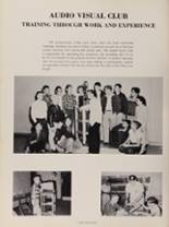 1956 Clearwater High School Yearbook Page 32 & 33