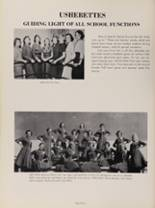 1956 Clearwater High School Yearbook Page 34 & 35