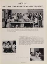 1956 Clearwater High School Yearbook Page 40 & 41