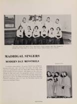 1956 Clearwater High School Yearbook Page 46 & 47