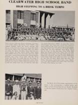 1956 Clearwater High School Yearbook Page 48 & 49