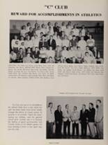 1956 Clearwater High School Yearbook Page 52 & 53