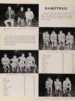 1956 Clearwater High School Yearbook Page 58 & 59