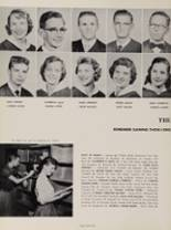 1956 Clearwater High School Yearbook Page 68 & 69
