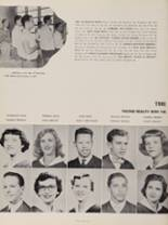 1956 Clearwater High School Yearbook Page 70 & 71