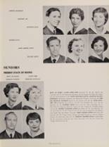 1956 Clearwater High School Yearbook Page 78 & 79