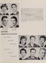 1956 Clearwater High School Yearbook Page 80 & 81