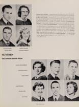 1956 Clearwater High School Yearbook Page 84 & 85