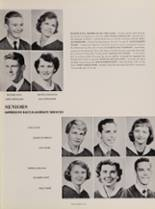 1956 Clearwater High School Yearbook Page 88 & 89