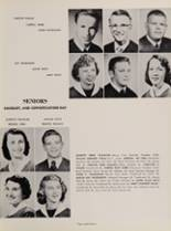 1956 Clearwater High School Yearbook Page 90 & 91