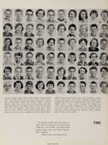 1956 Clearwater High School Yearbook Page 98 & 99