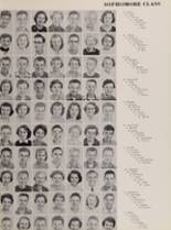 1956 Clearwater High School Yearbook Page 102 & 103