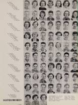 1956 Clearwater High School Yearbook Page 106 & 107