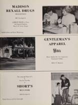 1956 Clearwater High School Yearbook Page 114 & 115