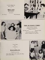 1956 Clearwater High School Yearbook Page 116 & 117