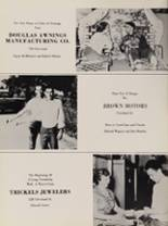 1956 Clearwater High School Yearbook Page 118 & 119