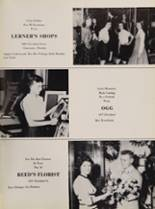1956 Clearwater High School Yearbook Page 120 & 121