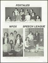 1980 Fox Chapel Area High School Yearbook Page 154 & 155