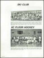 1980 Fox Chapel Area High School Yearbook Page 164 & 165