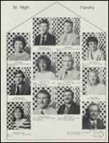 1984 Collinsville High School Yearbook Page 12 & 13