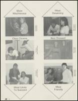 1984 Collinsville High School Yearbook Page 36 & 37