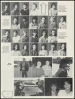 1984 Collinsville High School Yearbook Page 42 & 43