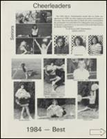 1984 Collinsville High School Yearbook Page 58 & 59