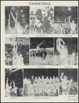 1984 Collinsville High School Yearbook Page 76 & 77