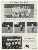 1984 Collinsville High School Yearbook Page 82 & 83