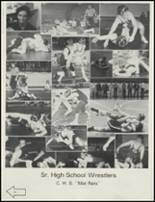 1984 Collinsville High School Yearbook Page 88 & 89