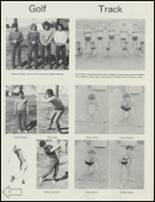 1984 Collinsville High School Yearbook Page 92 & 93