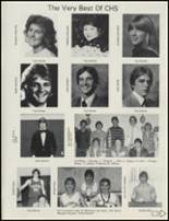 1984 Collinsville High School Yearbook Page 106 & 107