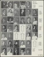 1984 Collinsville High School Yearbook Page 108 & 109